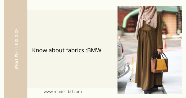 Know About Fabrics! BMW